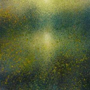 Splatter viscosity 16″x16″