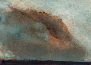 "Storm Cloud (5""x7"")"