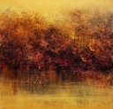 """Woodland Sketch  """"Edge Of The River"""""""