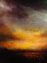 "oil on canvas  32""x38"""