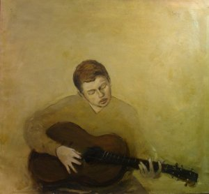 The Guitarist, 1970