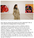 "An Interview With Rebecca West About The Saatchi ""The Real Real Exhibition"""